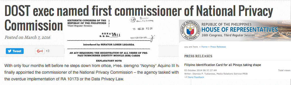 State of Surveillance in the Philippines