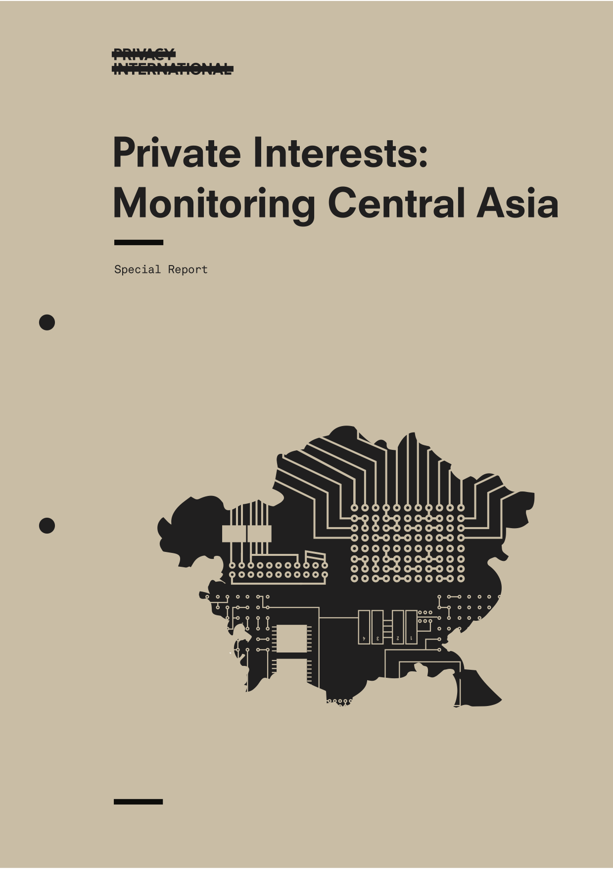 Private Interests: Monitoring Central Asia