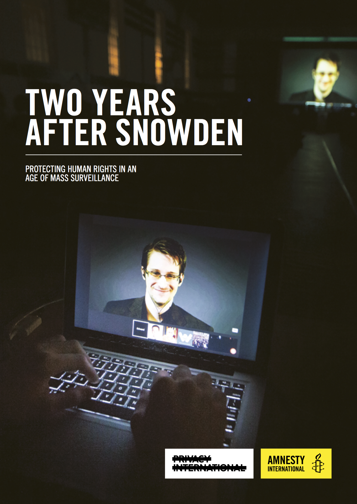 Two Years After Snowden, Governments Resist Calls To End Mass Surveillance
