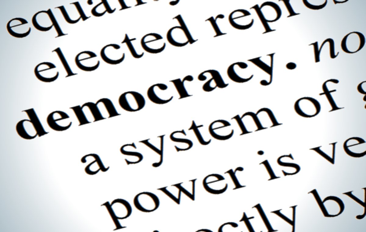 destroying democracy under the cloak of defending it privacy