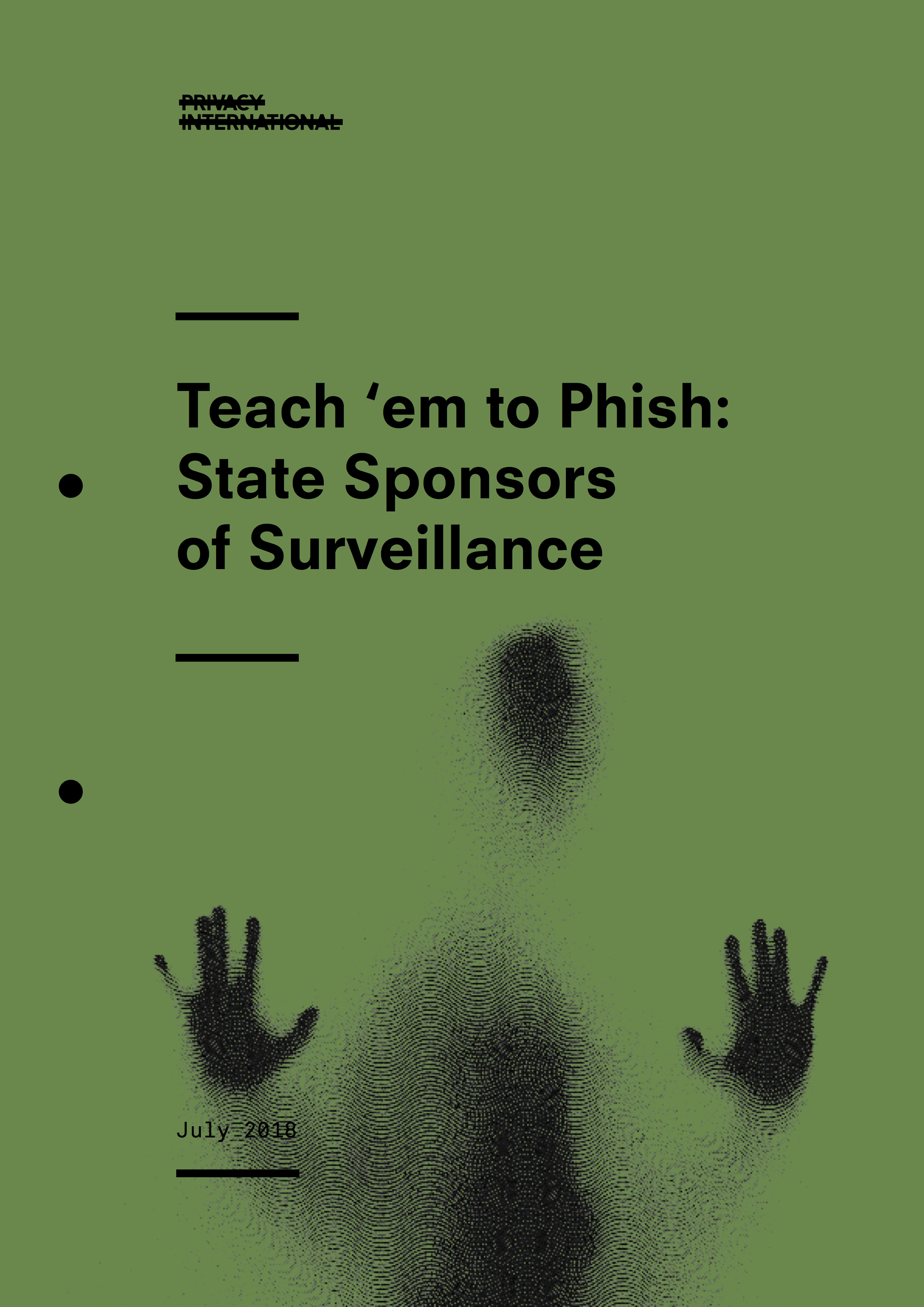 State Sponsors report cover