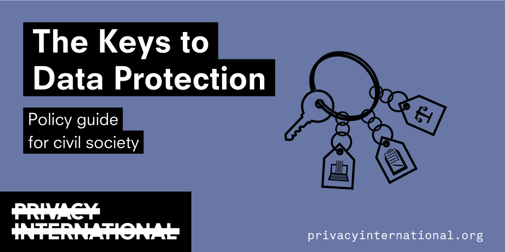 The Keys to Data Protection