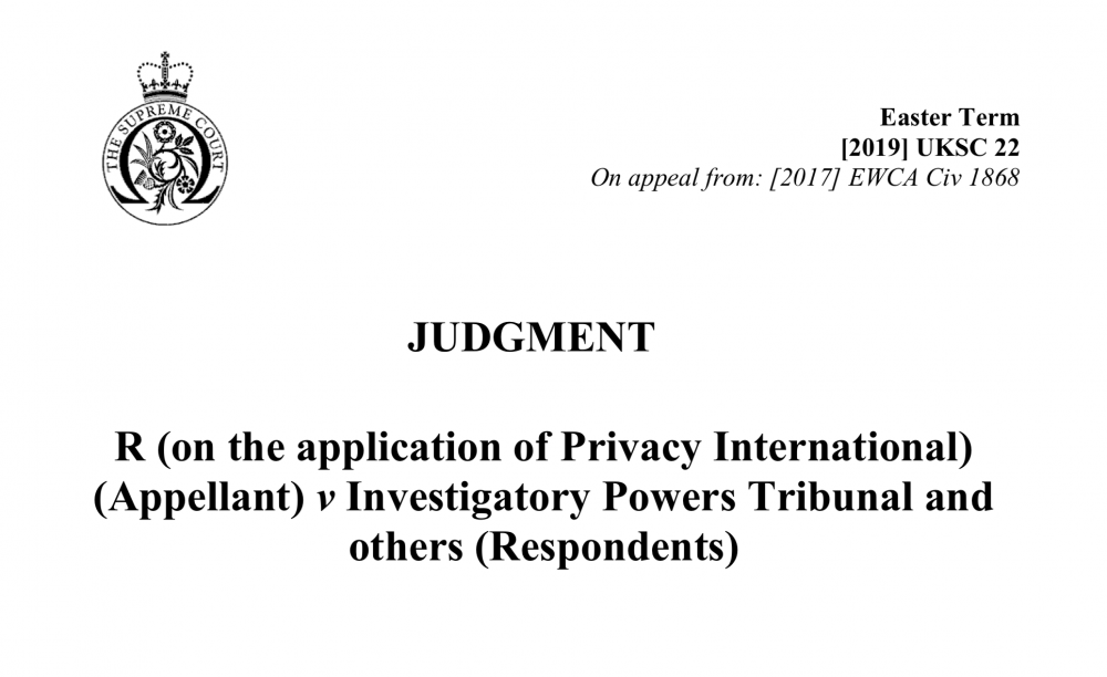 Privacy International Wins Historic Victory at UK Supreme Court
