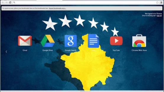 Kosovo map and apps