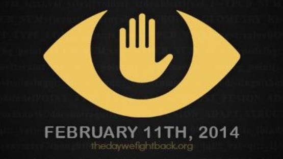 Don't spy on us: The day we fight back