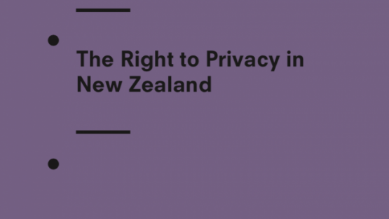 The Right to Privacy in New Zealand