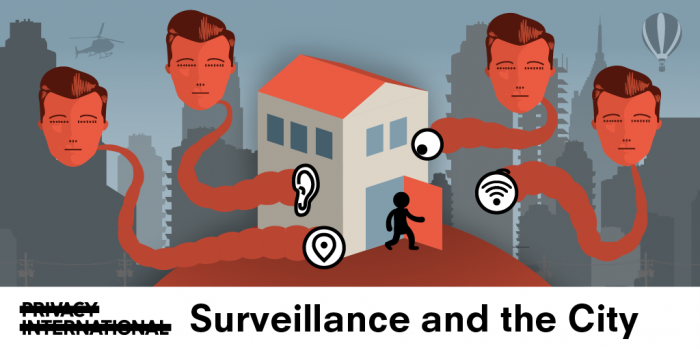 Thursday: Surveillance and the city: turning urban centres into a panopticon