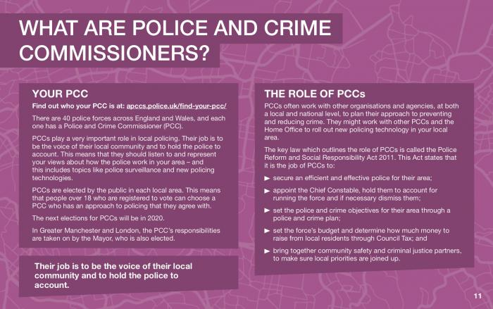 what are PCCs?