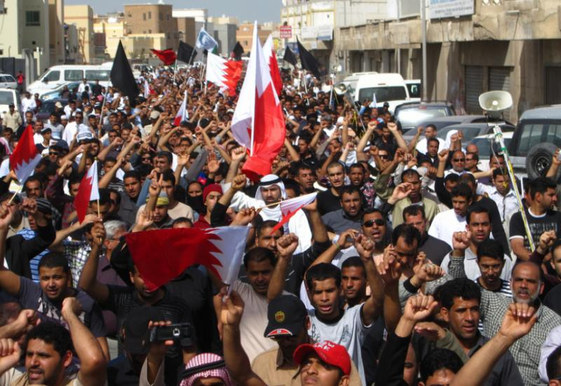 British spyware used to target Bahraini activists