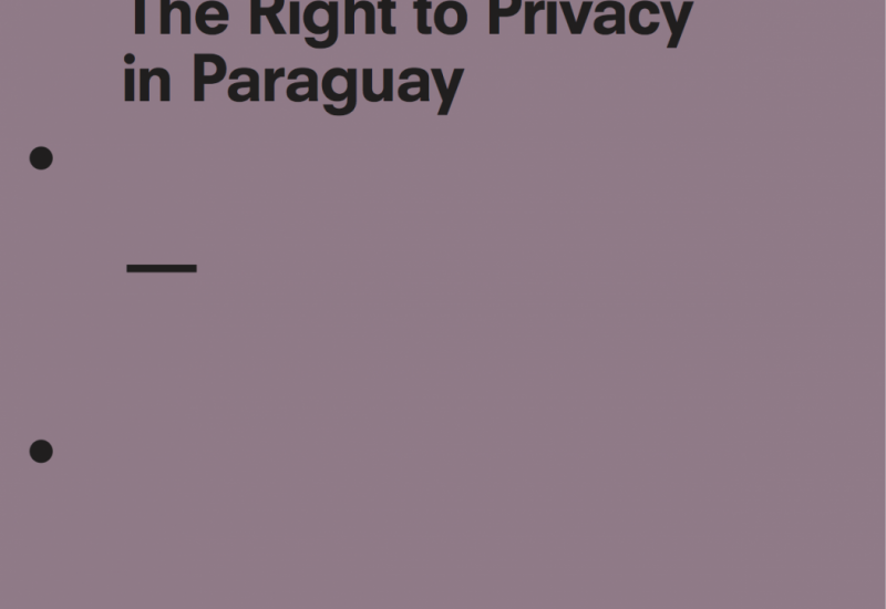The Right to Privacy in Paraguay