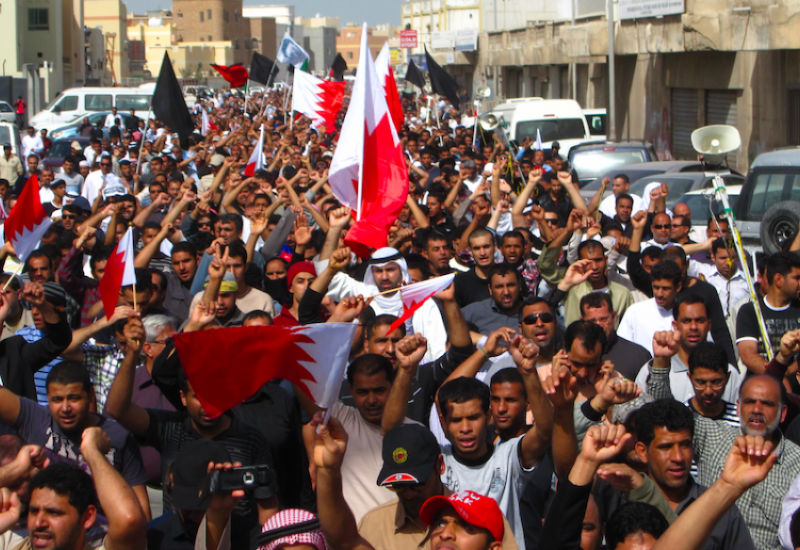 Foreign companies complicit in Bahrain's human rights violations