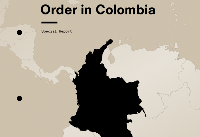 Shadow State: Surveillance, Law And Order In Colombia