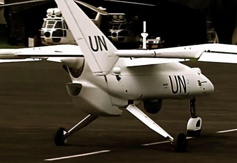 United Nations' drones: A sign of what's to come?