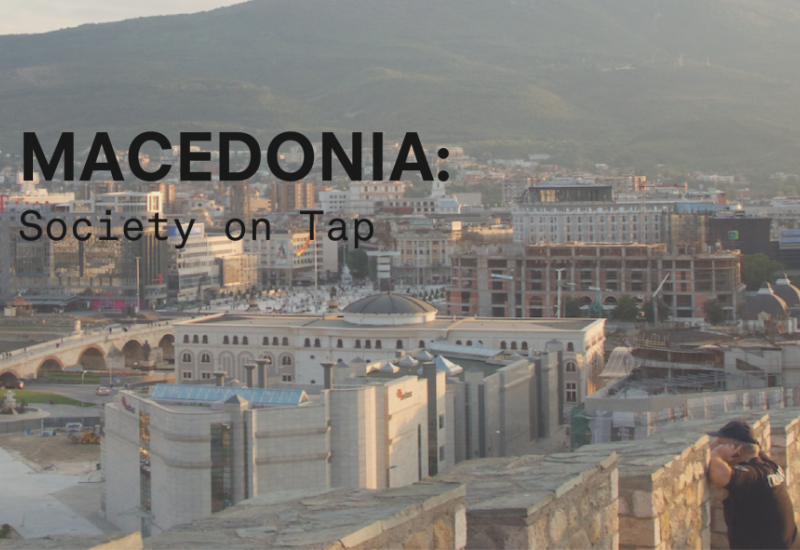 macedonia video
