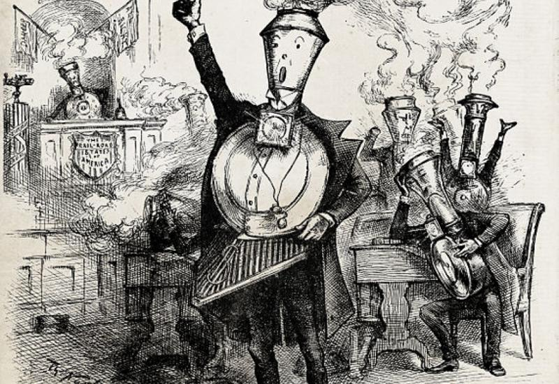 https://en.wikipedia.org/wiki/File:Senatorial_Round_House_by_Thomas_Nast_1886.jpg