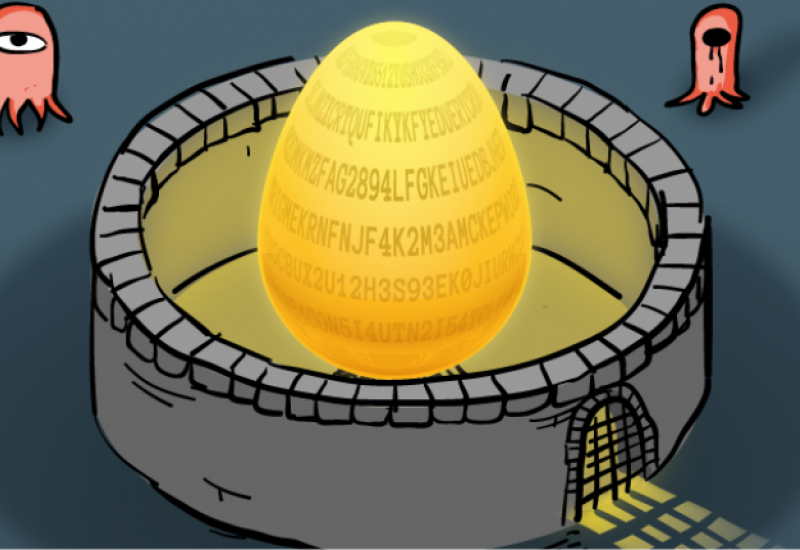 Gold egg_Data Protection