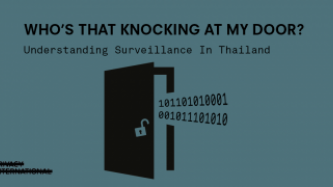 Facebook Shutdown in Thailand: Surveillance Not Censorship