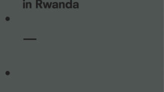 The Right to Privacy in Rwanda