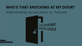 Thai Government responds to Privacy International report detailing its surveillance practices
