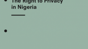 The Right to Privacy in Nigeria