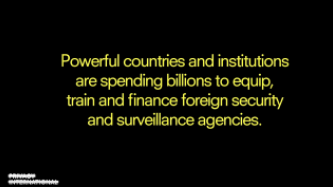 Challenging the Drivers of Surveillance: Video