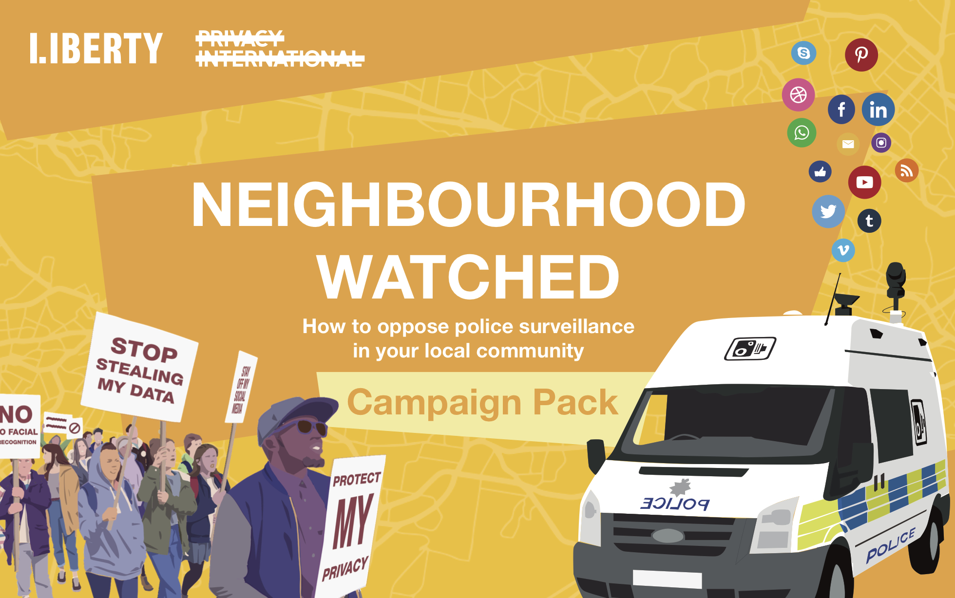 NeighbourhoodWatched Campaign