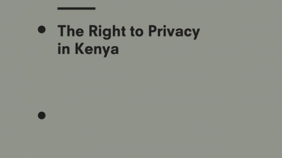 35th UPR Kenya - cover