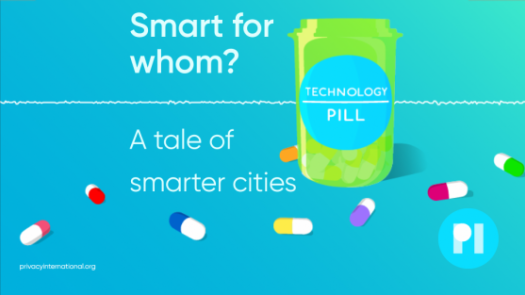 Technology Pill: Smart for whom? A tale of smarter cities