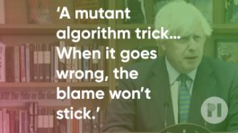 algorithm shtick quote from Casseteboy video