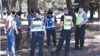Frontex Training