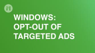 Windows Ads